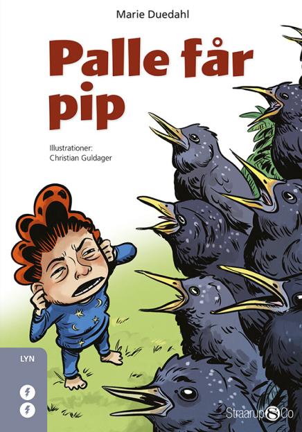 Palle får pip - Maneno