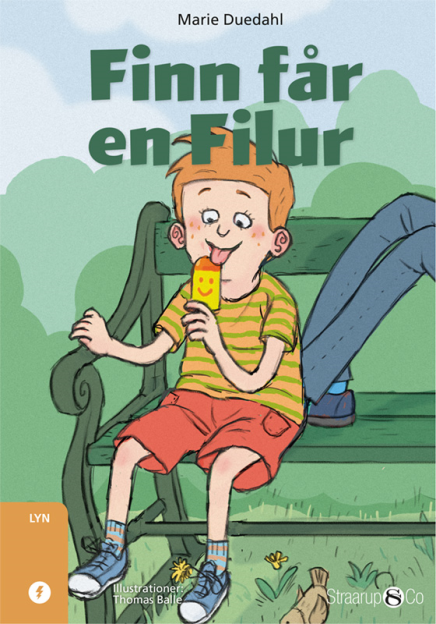 Finn får en Filur - Maneno