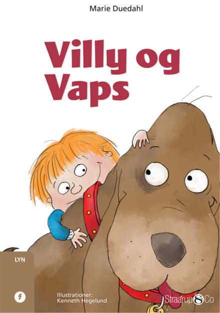 Villy og Vaps - Maneno