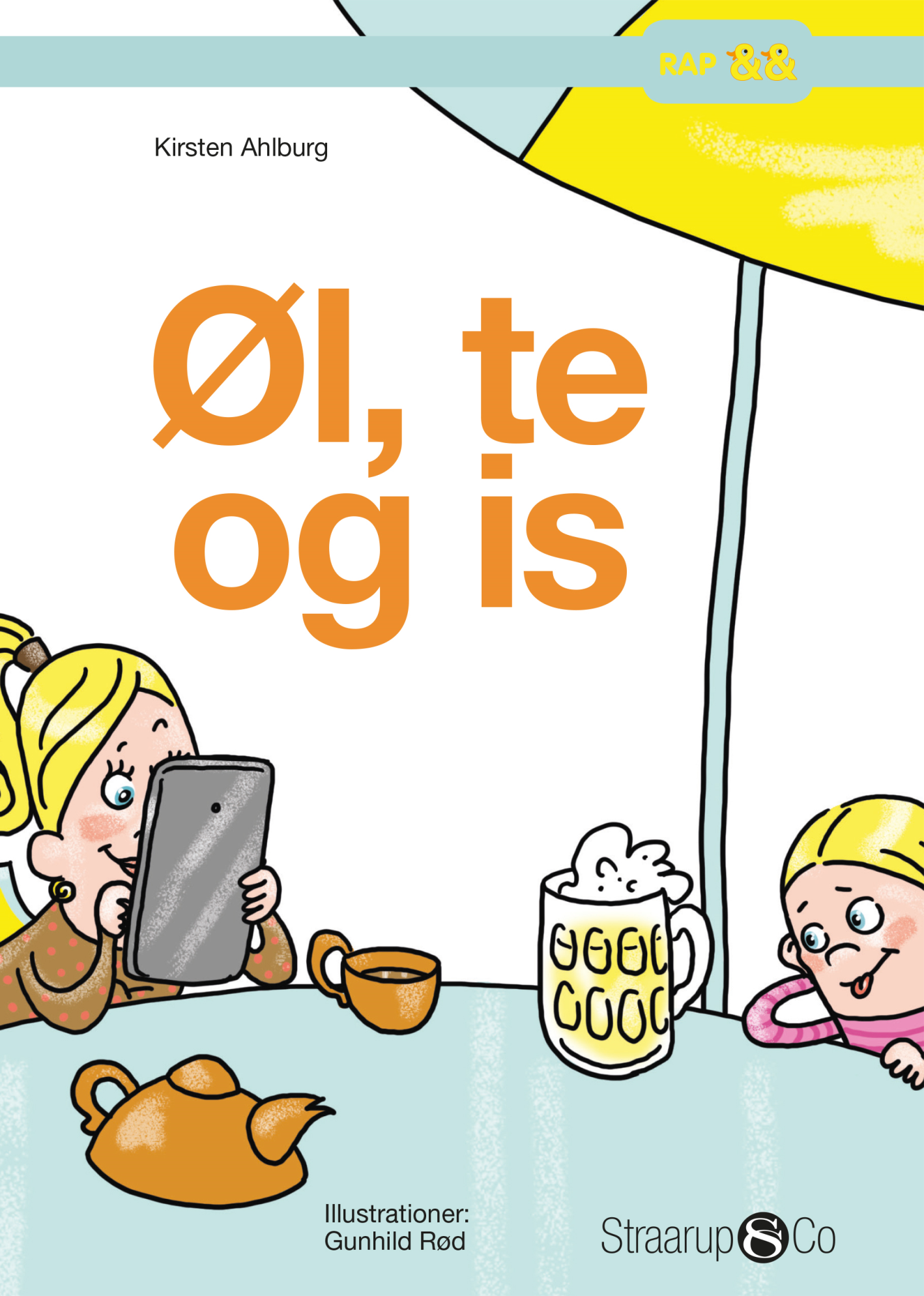 Øl, te og is - Maneno
