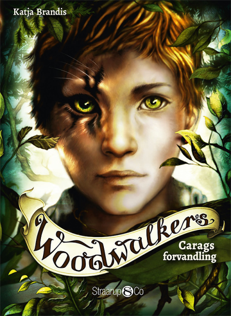 Woodwalkers #1: Carags forvandling - Maneno - 14052