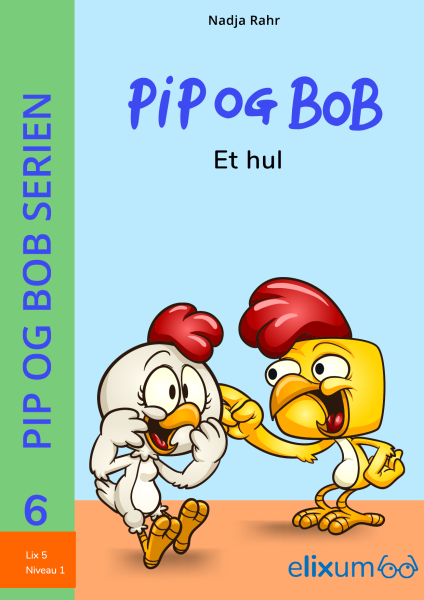 Pip og Bob - Maneno - 9986