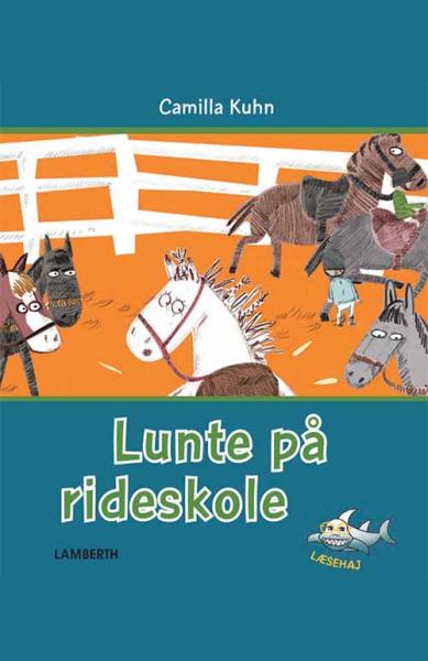 Lunte på rideskole - Maneno - 14125
