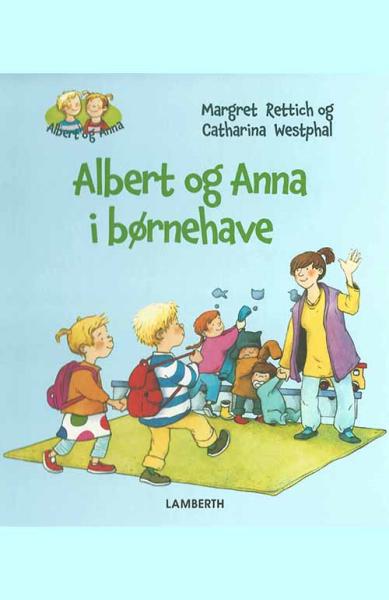 Albert og Anna i børnehave - Maneno - 9998