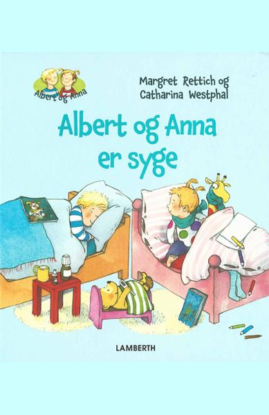 Albert og Anna er syge - Maneno - 10002