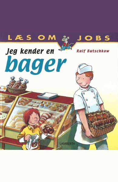 Jeg kender en bager - Maneno - 9936