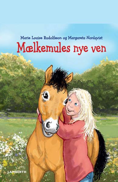 Mælkemule #2: Mælkemules nye ven - Maneno - 9940