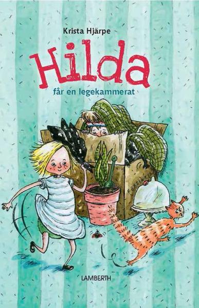 Hilda får en legekammerat - Maneno - 13956