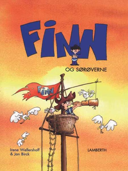 Finn og sørøverne - Maneno