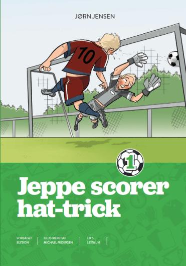 Jeppe scorer hat-trick - Maneno - 11103