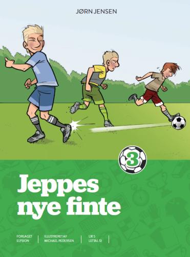 Jeppes nye finte - Maneno - 11107
