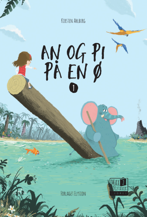 An og Pi på en ø - Maneno