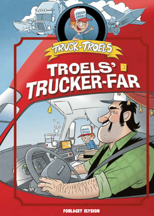 Troels' Trucker-far - Maneno - 11111