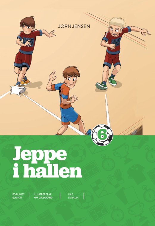 Jeppe #6: Jeppe i hallen - Maneno