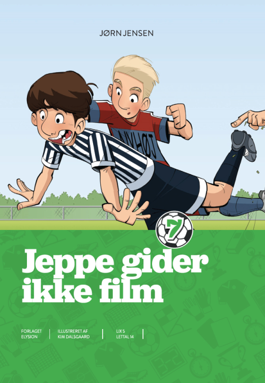 Jeppe #7: Jeppe gider ikke film - Maneno