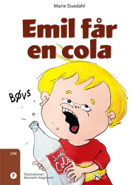 Emil får en cola - Maneno