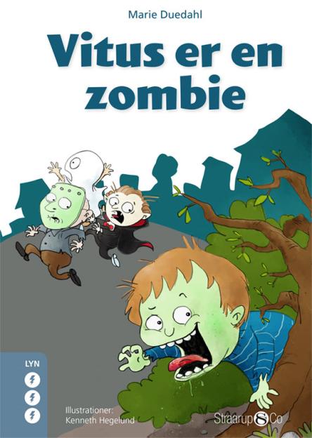Vitus er en zombie - Maneno