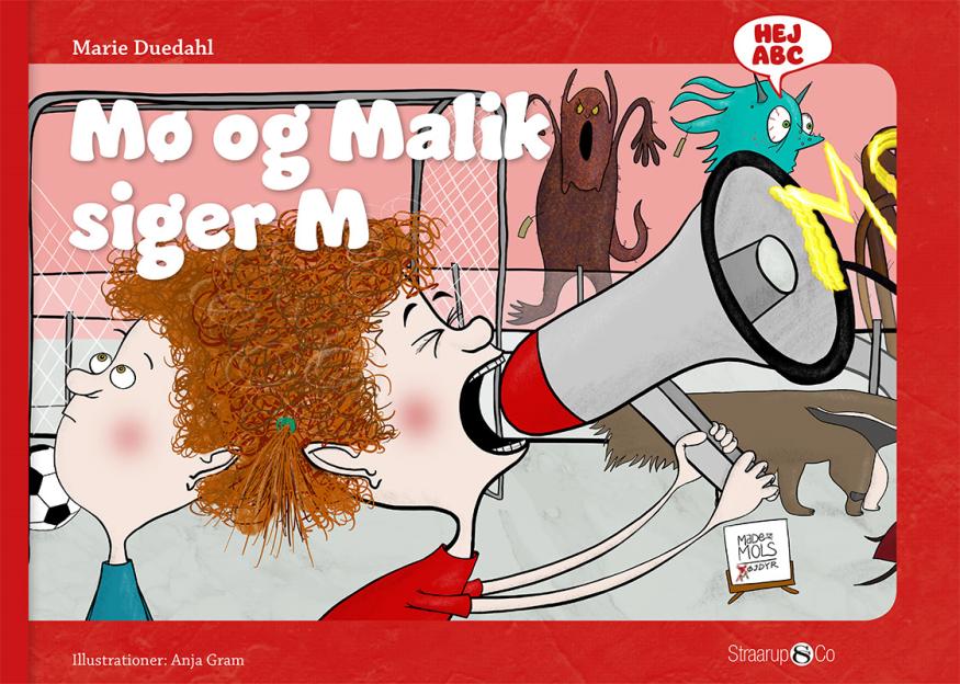 Hej ABC: Mø og Malik siger M - Maneno