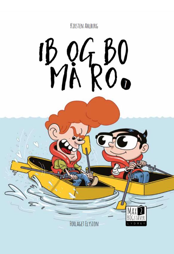 Ib og Bo må ro - Maneno