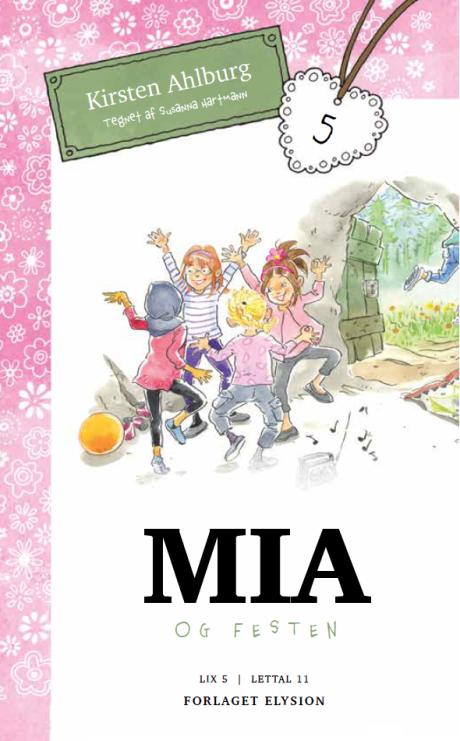 Mia 5: Mia og festen - Maneno