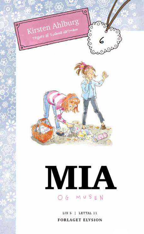 Mia 6: Mia og musen - Maneno
