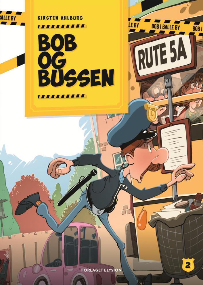 Bob og bussen - Maneno