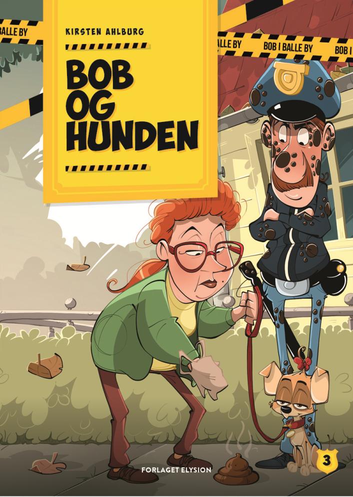 Bob og hunden - Maneno