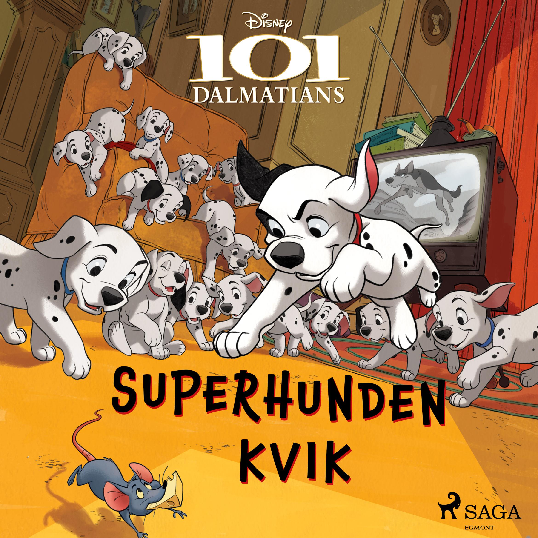 101 Dalmatinere - Superhunden Kvik - Maneno