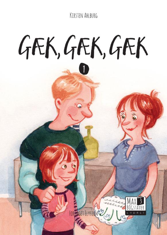 Gæk, Gæk - Maneno