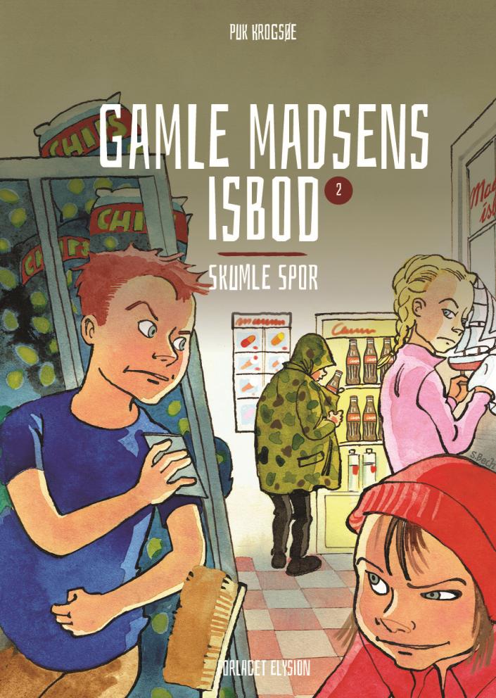 Skumle spor 2: Gamle Madsens isbod - Maneno