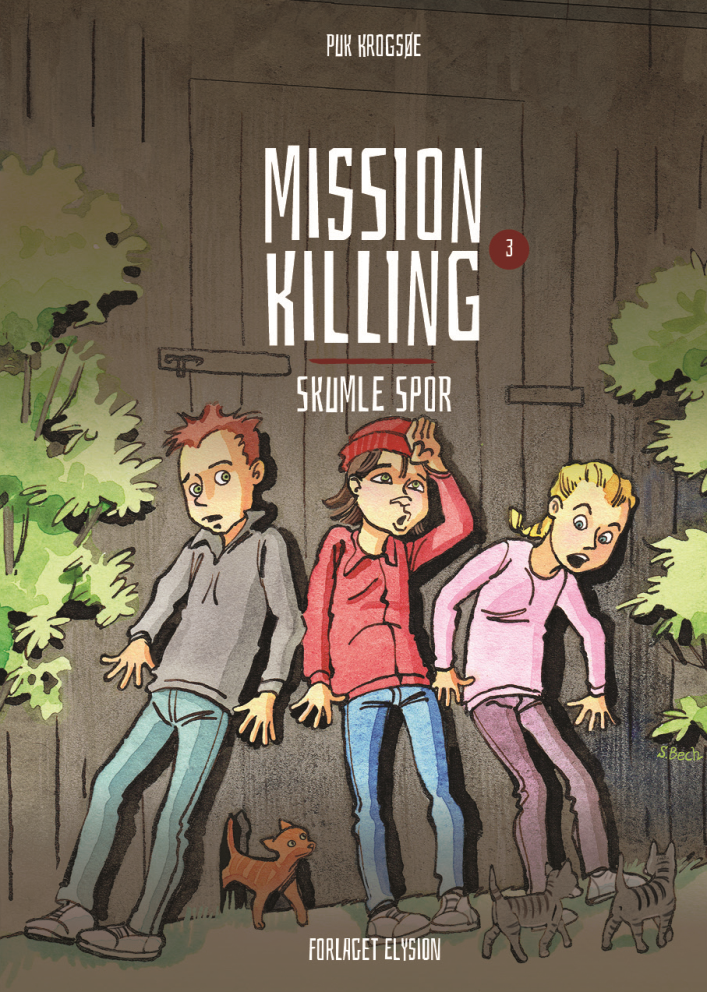 Skumle spor 3: Mission Killing - Maneno
