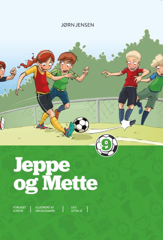 Jeppe #9: Jeppe og Mette - Maneno