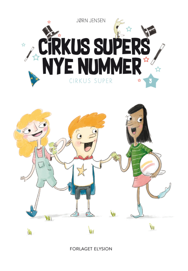 Cirkus Supers nye nummer - Maneno
