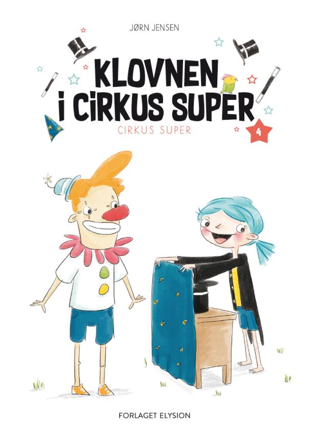 Klovnen i Cirkus Super - Maneno