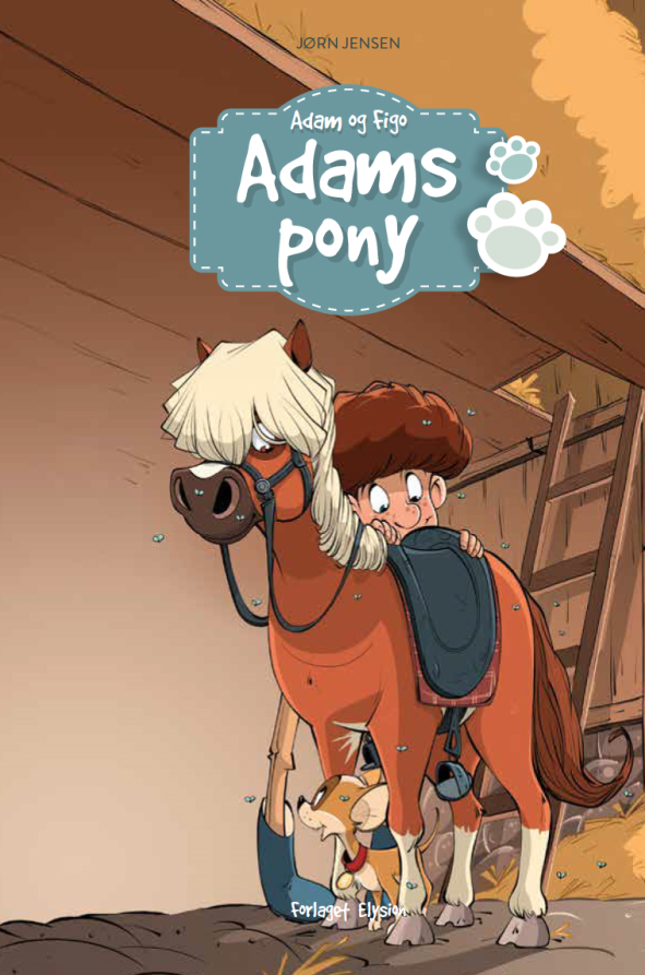 Adams pony - Maneno