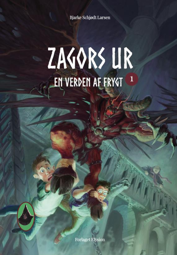 En verden af frygt #1: Zagors ur - Maneno