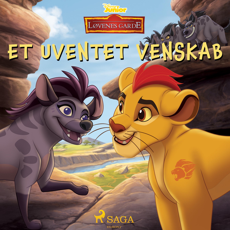 Løvernes Garde – Et uventet venskab - Maneno