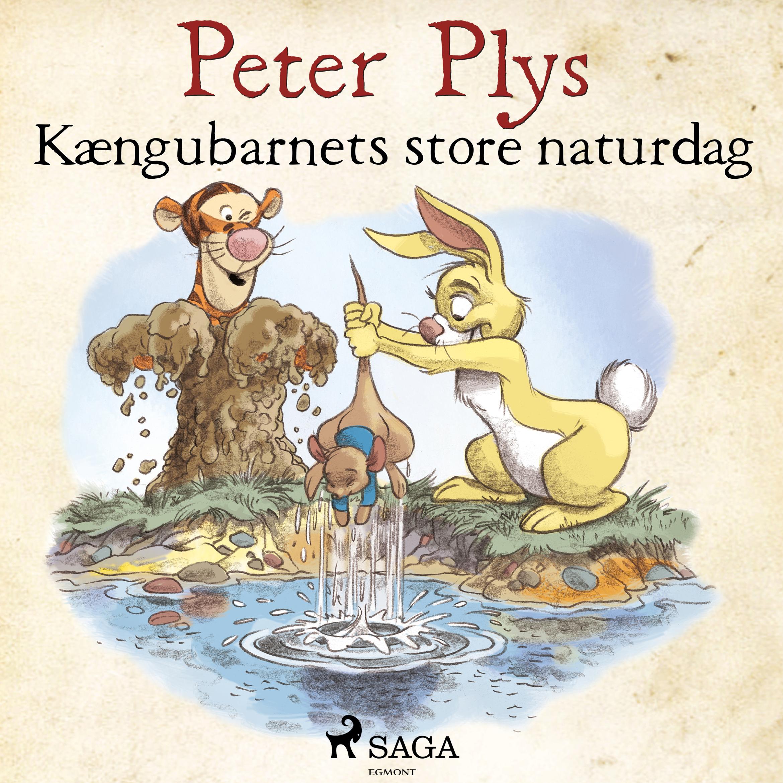 Peter Plys – Kængubarnets store naturdag - Maneno