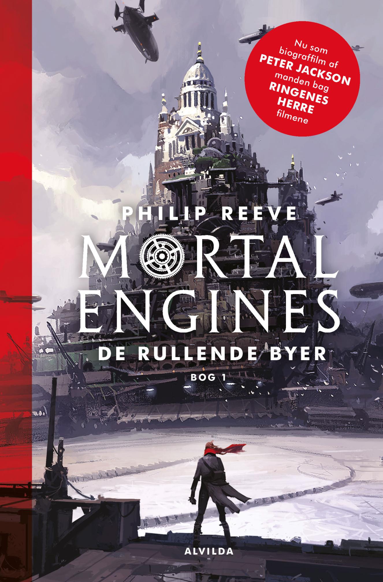Mortal Engines #1: De rullende byer - Maneno - 14012
