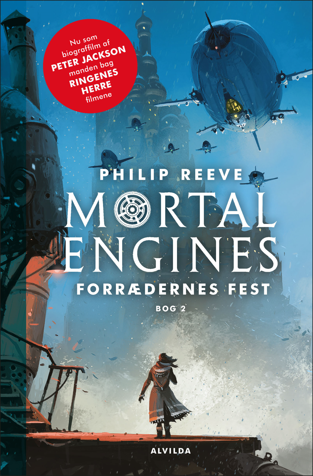 Mortal Engines #2: Forrædernes fest - Maneno - 14014