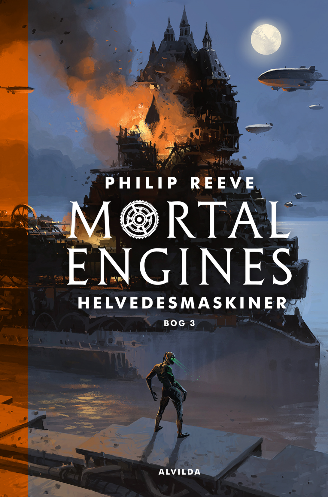 Mortal Engines #3: Helvedesmaskiner - Maneno - 14016