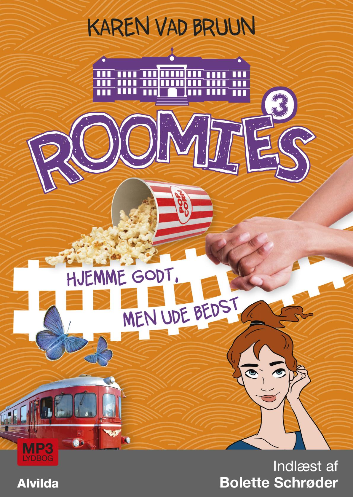 Roomies #3: Hjemme godt, men ude bedst - Maneno - 10948