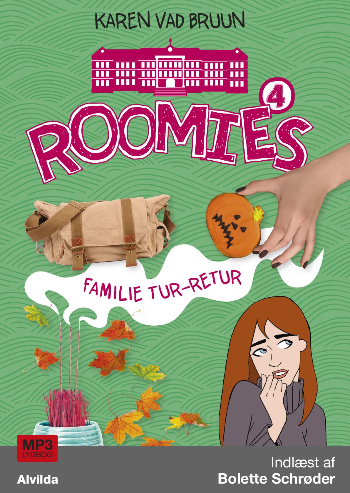 Roomies #4: Familie tur-retur - Maneno - 10950