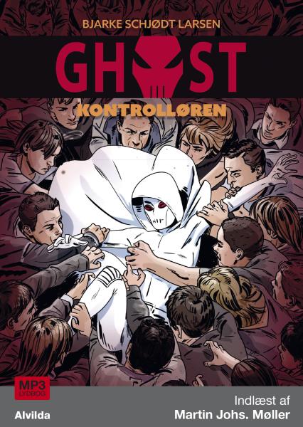 GHOST #2: Kontrolløren - Maneno