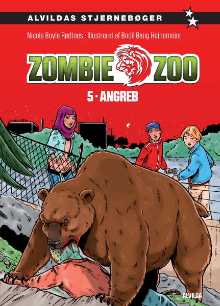 Zombie zoo #5: Angreb - Maneno - 10908