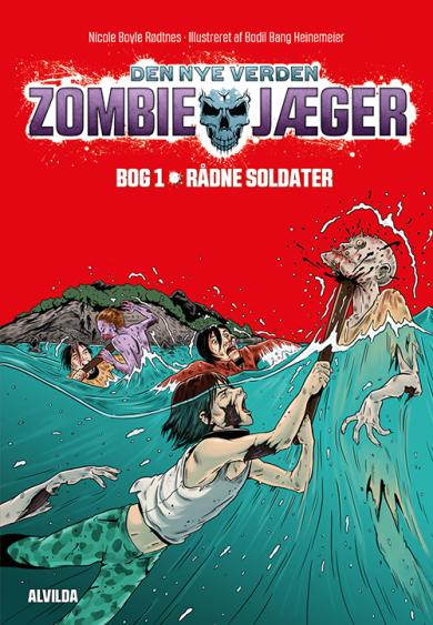 Zombie-jæger - Den nye verden #1: Rådne soldater - Maneno - 10912