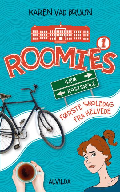 Roomies #1: Første skoledag fra helvede - Maneno - 10914