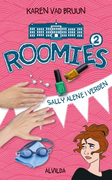 Roomies #2: Sally alene i verden - Maneno - 10916