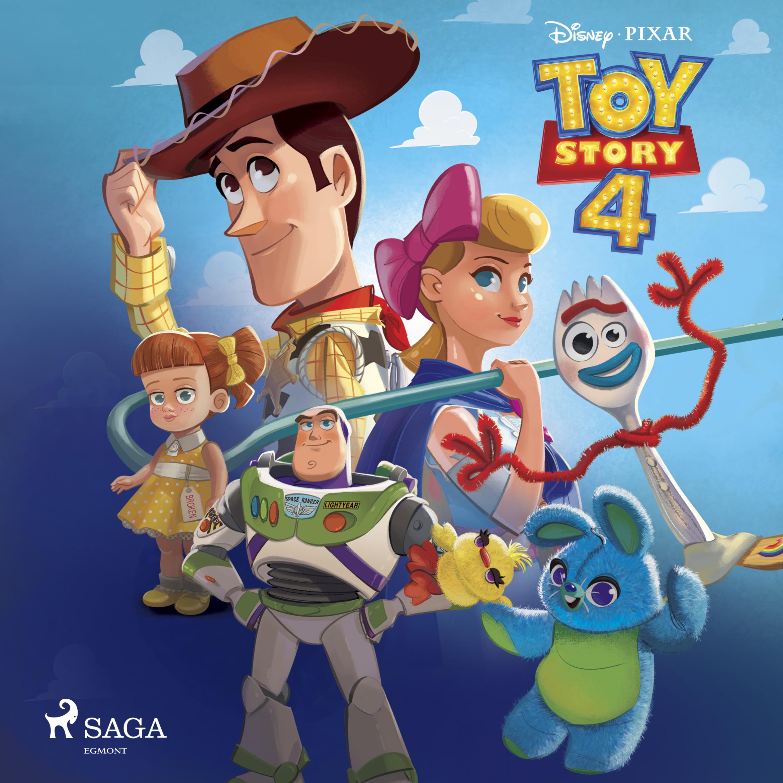 Toy Story 4 - Maneno