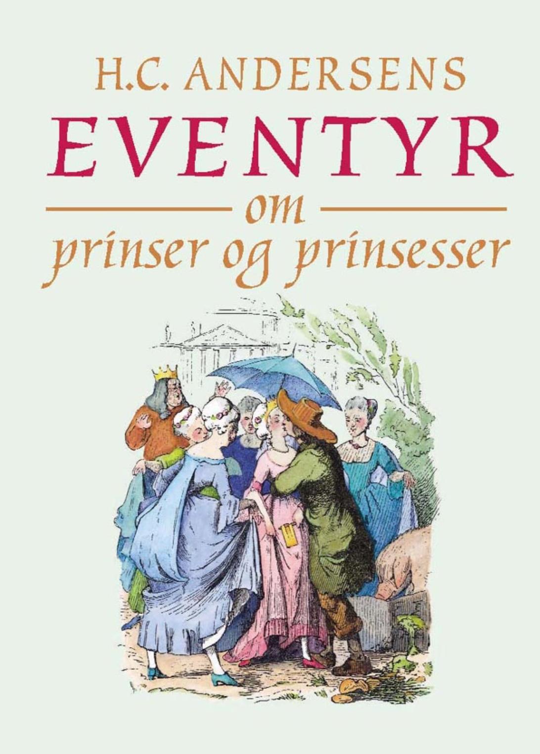 Eventyr om prinser og prinsesser - Maneno
